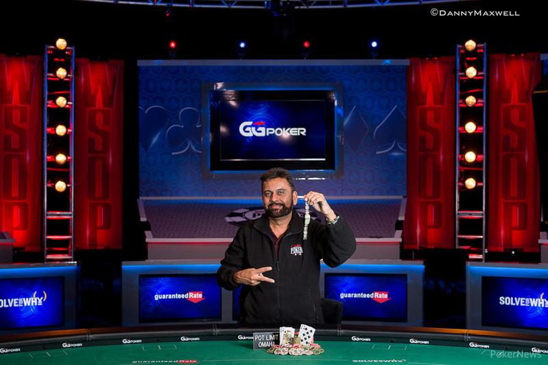 "Jaswinder ""Jesse"" Lally Memenangkan Acara WSOP 2021 #7: $1.500 Dealer Choice 6-Handed ($97.915)   Seri Poker Dunia 2021"