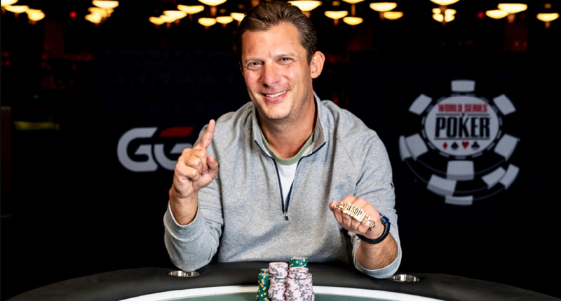 Jesse Klein Memenangkan Turnamen World Series of Poker $25.000 KUDA