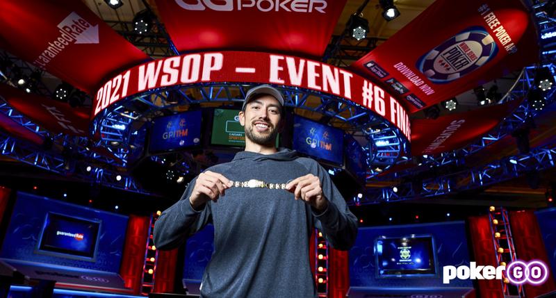 Tyler Cornell Memenangkan 2021 World Series of Poker $25.000 Acara Hold'em Tanpa Batas Untuk $833.289