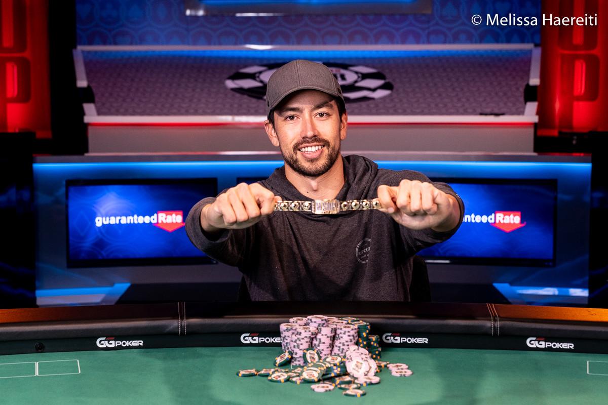 Tyler Cornell Mendapat Kemenangan Tanda Tangan di Acara WSOP 2021 #6: $25.000 High Roller ($833.289)